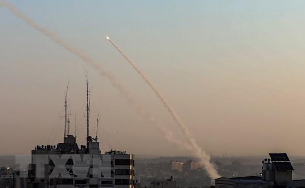 Xung dot Israel-Palestine: Lenh ngung ban o Dai Gaza co hieu luc hinh anh 1