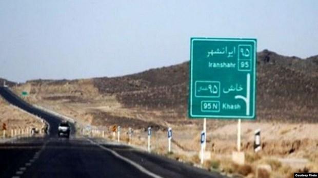 Tai nan giao thong nghiem trong tai Iran, 28 nguoi thiet mang hinh anh 1