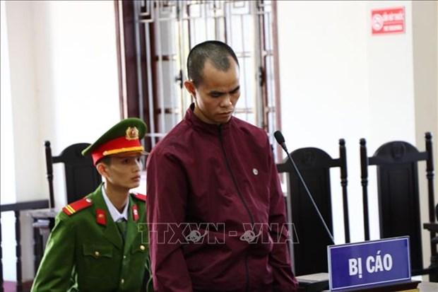 Hoa Binh: Tuyen phat 30 nam tu doi tuong hiep dam tre em va giet nguoi hinh anh 1
