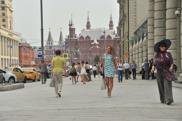 Chính phủ Nga lập cơ quan mới để quản lý cải cách cơ cấu kinh tế