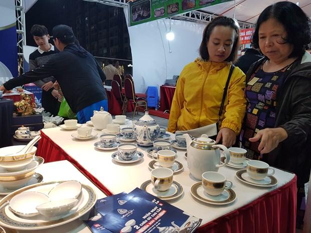 Ha Noi khai mac Hoi cho Vang khuyen mai nam 2019 hinh anh 1