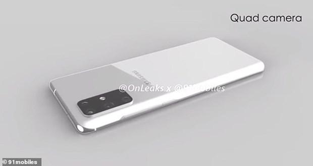 Ro ri hinh anh dien thoai Samsung Galaxy S11 co 5 camera o mat sau? hinh anh 2
