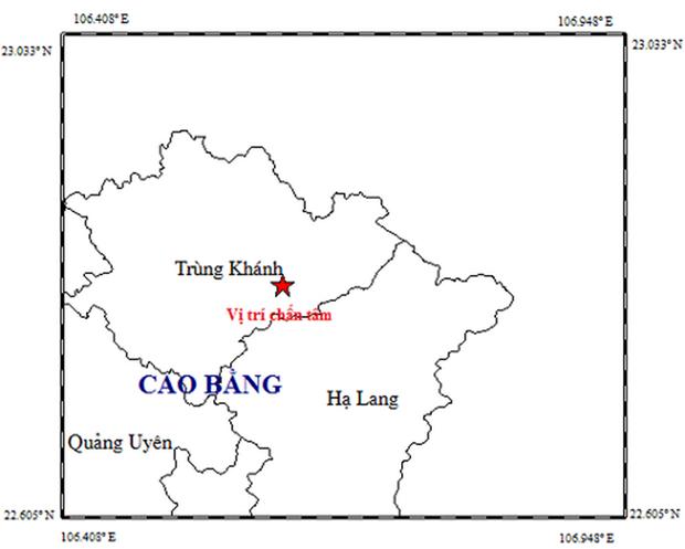 Cao Bang: Khan truong khac phuc hau qua rung lac do dong dat hinh anh 1
