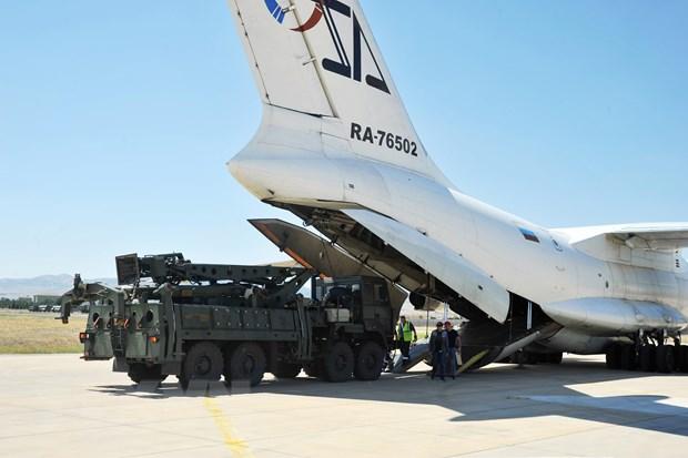 Tho Nhi Ky xoa diu quan ngai cua NATO ve he thong phong khong S-400 hinh anh 1