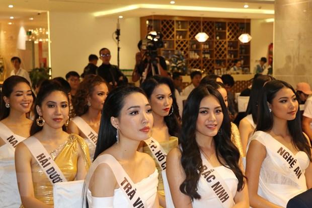 Vong ban ket thi Hoa hau Hoan vu Viet Nam 2019 se dien ra o Nha Trang hinh anh 1