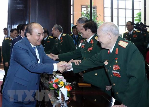 Hoi Cuu Chien binh thuc su la cho dua vung chac cua Dang, Nha nuoc hinh anh 1
