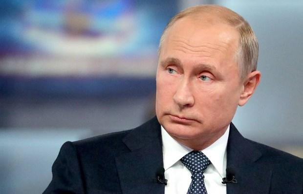 Tong thong Putin: Nga can dap tra ke hoach chien tranh vu tru cua My hinh anh 1