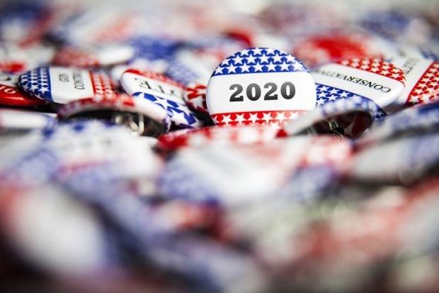 Bau cu My 2020: Co hoi van chia deu cho cac ung cu vien hinh anh 1