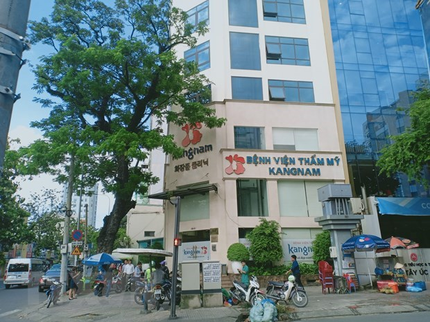 Thanh pho Ho Chi Minh siet chat quan ly co so phau thuat tham my hinh anh 1
