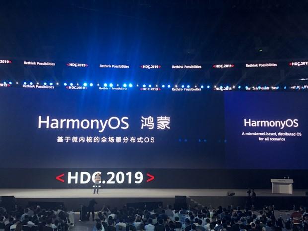 Huawei se dua Harmony OS vao nhieu san pham hon trong nam toi hinh anh 1