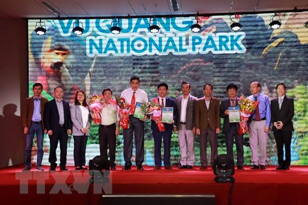 Vinh danh them 4 vuon di san ASEAN moi cua Viet Nam hinh anh 1