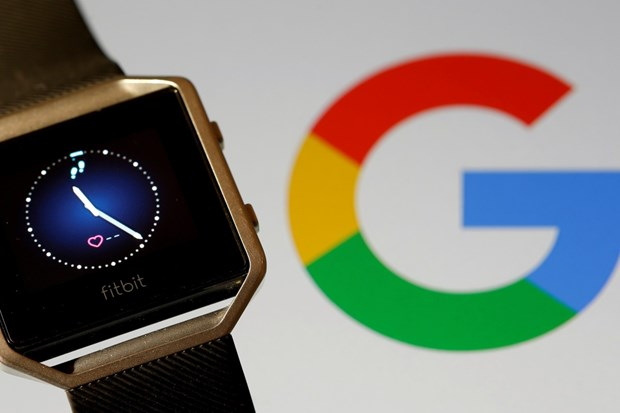 Reuters: Bo Tu phap My dieu tra thuong vu Google mua lai Fitbit hinh anh 1