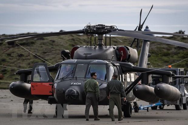Chile: Tim thay manh vo nghi cua may bay cho 38 nguoi mat tich hinh anh 1