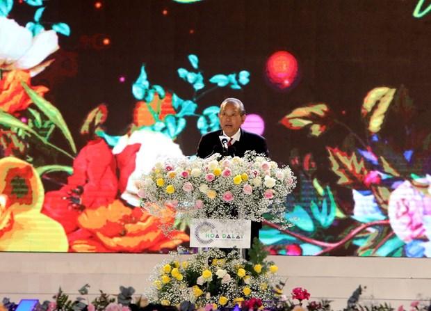 Khai mac Festival lan thu VIII voi chu de