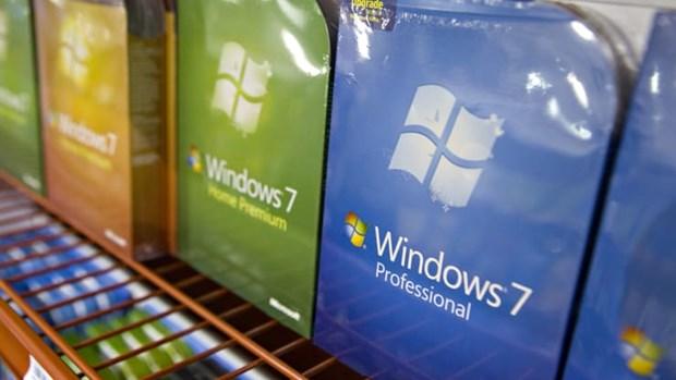 Microsoft chinh thuc dung ho tro hang trieu may tinh chay Windows 7 hinh anh 1