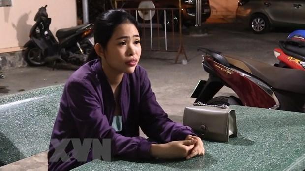 """Triet pha duong day gai goi """"Hoi Gai Xinh"""" va """"Hoa Hong Thu Dau Mot"""" hinh anh 1"""