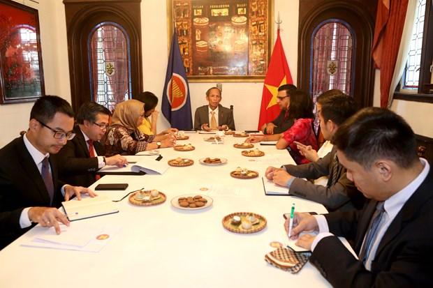 Viet Nam dam nhan chuc Chu tich luan phien Uy ban ASEAN tai Argentina hinh anh 2