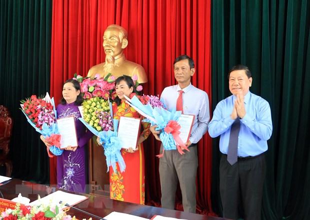 Ong Lu Quang Ngoi giu chuc Pho Bi thu Tinh uy Vinh Long hinh anh 1