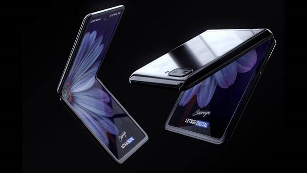 Galaxy Z Flip bat ngo xuat hien trong video quang cao o Oscar 92 hinh anh 1