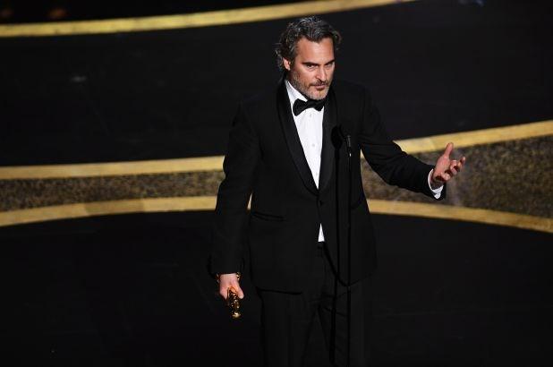 Giai Oscar: Joaquin Phoenix doat Nam dien vien chinh xuat sac nhat hinh anh 1