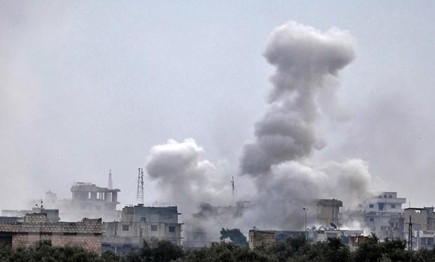Quan doi Nga bac bo cao buoc tan cong dan thuong o Idlib hinh anh 1