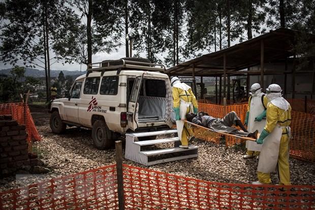 Dich Ebola: WHO keo dai tinh trang khan cap quoc te hinh anh 1