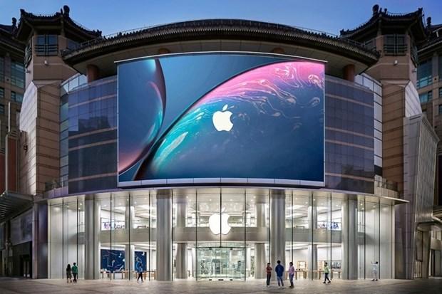 Apple se mo lai cua hang co gioi han thoi gian o Bac Kinh hinh anh 1