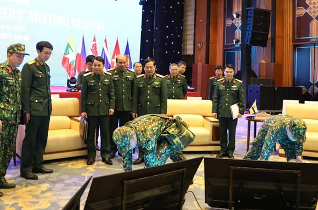 Viet Nam dam bao to chuc tot Hoi nghi hep Bo truong Quoc phong ASEAN hinh anh 1