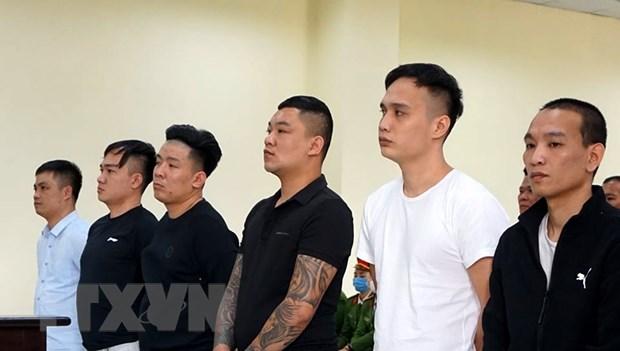 Thanh Hoa: Tuyen an bang nhom tin dung den lon nhat nuoc hinh anh 1