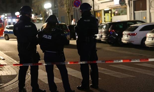 Xả súng ở bang Hessen làm ít nhất 11 người thiệt mạng
