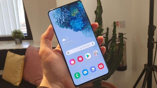 Samsung gay tranh cai khi gui thong bao bi an toi dien thoai Galaxy hinh anh 1