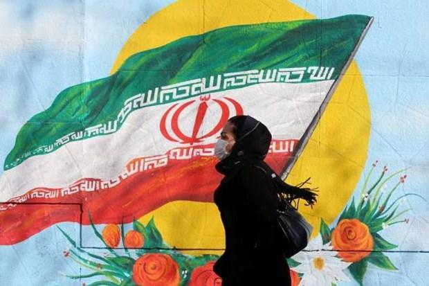 Iran ghi nhan them 2 truong hop tu vong do COVID-19 hinh anh 1