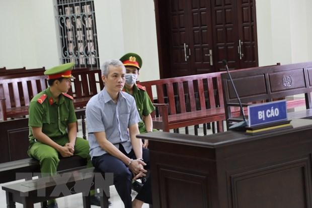 Tay Ninh: Mot cuu Pho Vien truong VKS huyen nhan an tu vi chay an hinh anh 1