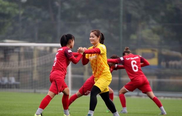 Doi lich tran play-off Viet Nam-Australia tranh ve du Olympic hinh anh 1