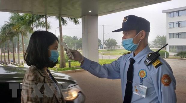 Dich COVID-19: Vinh Phuc on dinh hoat dong cho cac doanh nghiep hinh anh 2