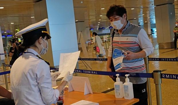 COVID-19: Tam dung viec mien visa cho cong dan Han Quoc tu 29/2 hinh anh 1