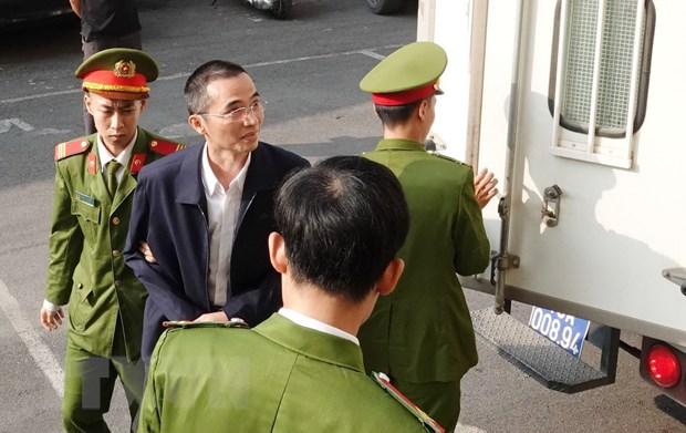 Chuan bi xet xu cuu Chanh Thanh tra Bo Thong tin va Truyen thong hinh anh 1