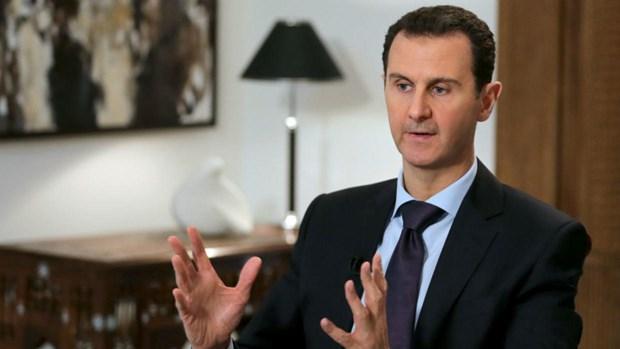 Tong thong Syria cong bo thoi diem to chuc bau cu Quoc hoi hinh anh 1