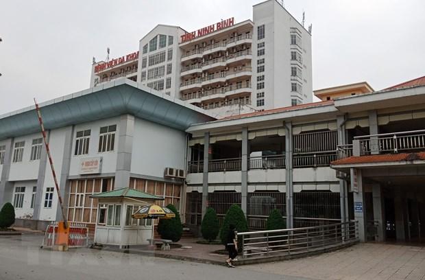 Ca nhiễm COVID-19 ở Ninh Bình đang có thể trạng bình thường