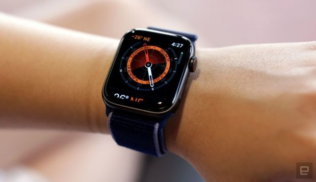 Apple Watch co the co che do tre em va theo doi giac ngu hinh anh 1