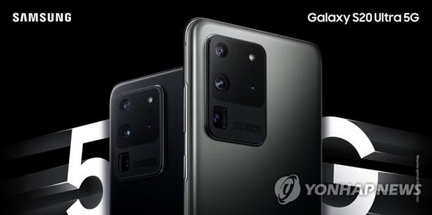 Samsung se phat hanh dien thoai 5G tai hon 40 quoc gia trong nam nay hinh anh 1