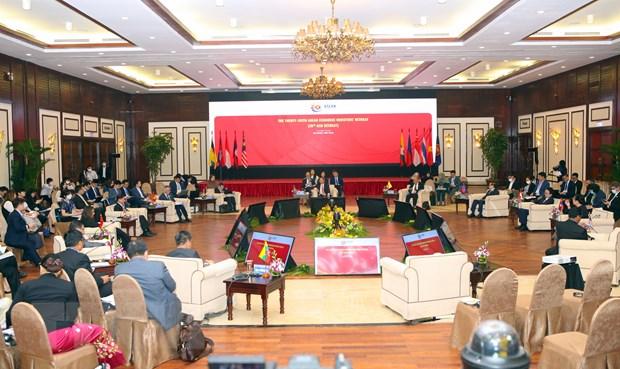 ASEAN 2020: No luc thuc day dam phan Hiep dinh RCEP hinh anh 1