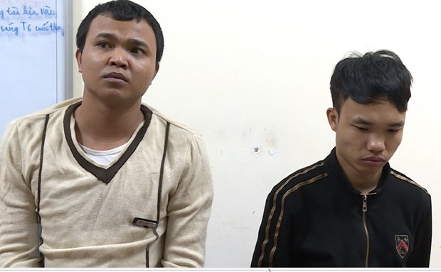 Bac Ninh: Khoi to hai doi tuong mua ban trai phep ma tuy tong hop hinh anh 1