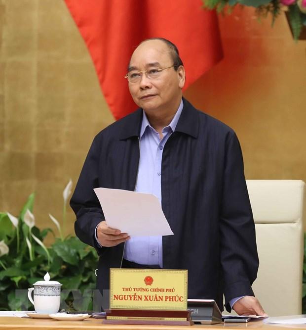 Thu tuong Nguyen Xuan Phuc: Binh tinh khong hoang hot truoc dai dich hinh anh 1