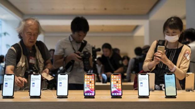 Lo ngai nan dau co, Apple gioi han so luong iPhone mua truc tuyen hinh anh 1