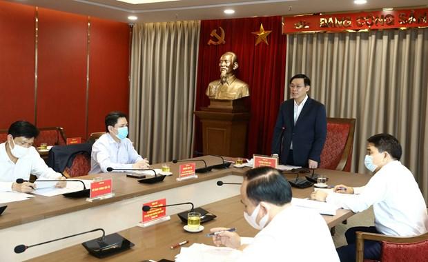 Bi thu Ha Noi: Thuc day duong sat Cat Linh-Ha Dong di vao hoat dong hinh anh 1