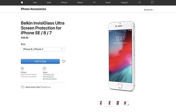 Apple da an dinh ten goi cua mau iPhone