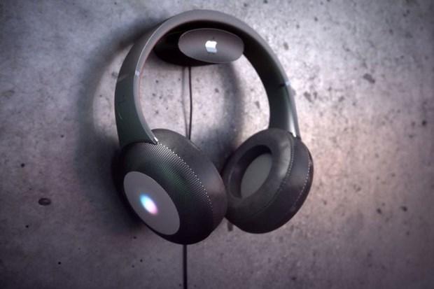 Bloomberg: Apple dang phat trien tai nghe khong day chup tai hinh anh 1