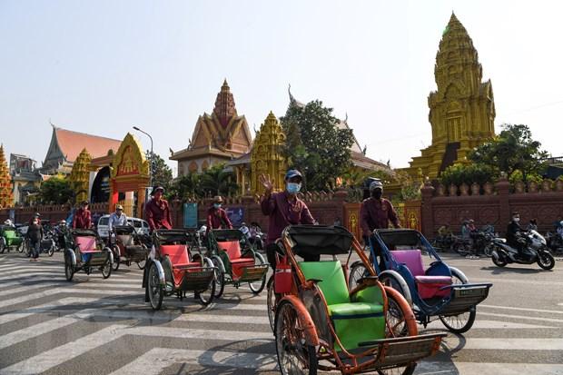 Campuchia chuan bi cach ly hon 15.000 cong nhan tai Phnom Penh hinh anh 1