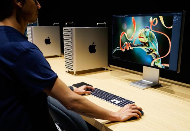 Bloomberg: Apple co ke hoach ban may Mac voi chip tu lam tu nam 2021 hinh anh 1